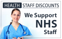 NHS staff discount image